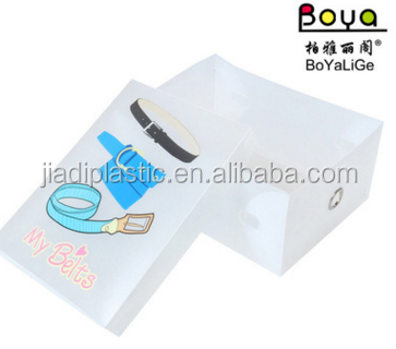 PP Environmental Protection Printing Pattern Top And Bottom Cover Jewel Case Containing Box