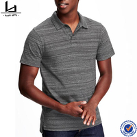 New fashion promotional jersey polo t-shirt mens plain t shirt polo