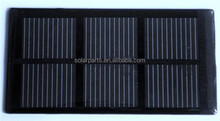 epoxy resin small PV solar module for toy kits
