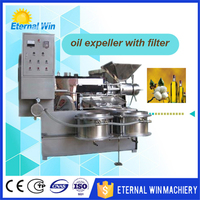 2016 hot selling home use hazelnut oil press machine