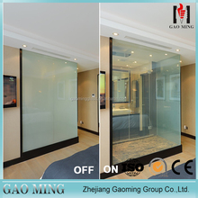 Manufacturer high quality lcd switchable privacy glass