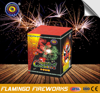 Top grade 16S Battle of Color 2015 hot cake fireworks