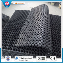 Safety Rubber Boat Deck Mat,Drainage rubber mat
