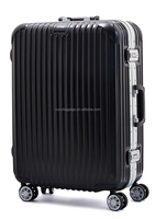 new product abs pc luggage for kids/teenagers/men/women trolley suitcase,aluminum frame