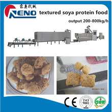 extrusion machines for full fat soya protein food