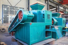 ISO certificated Factory direct sale coal briquette machine