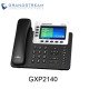 Original SIP Phone Grandstream GXP2140 Big Button Voip IP Phone with PoE