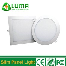 Led Home Lighting Panel Light 18W 24W Slim Flat Round Square Ceiling Lamp