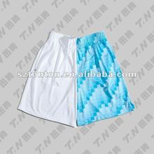 Full Custom sublimation belle apparence sport shorts