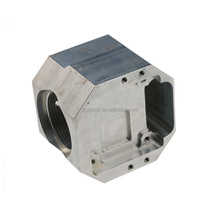 custom made manufacturing mechanical zinc plating cnc machined aluminum parts for buyers
