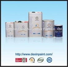 China factory car paint color