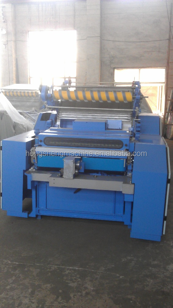 Cotton fiber or mixing Carding Machine A186G