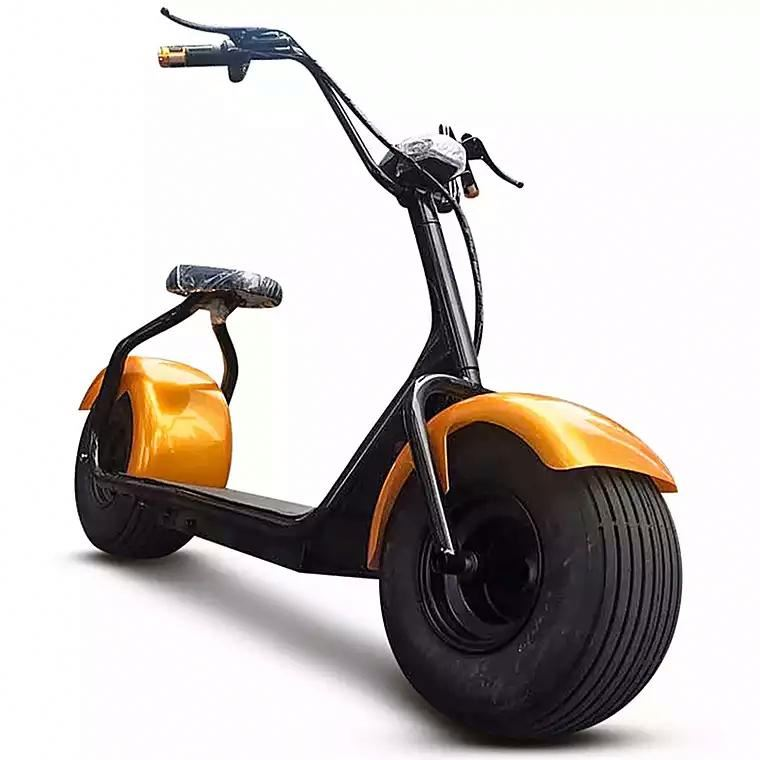 2017 wholesale china red robin wholesale china scooter with bluetooth/anti-theft/front and rear suspension
