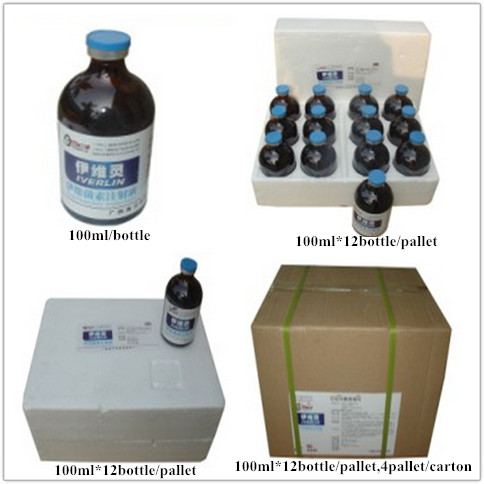 Packing of Ivermectin Injection