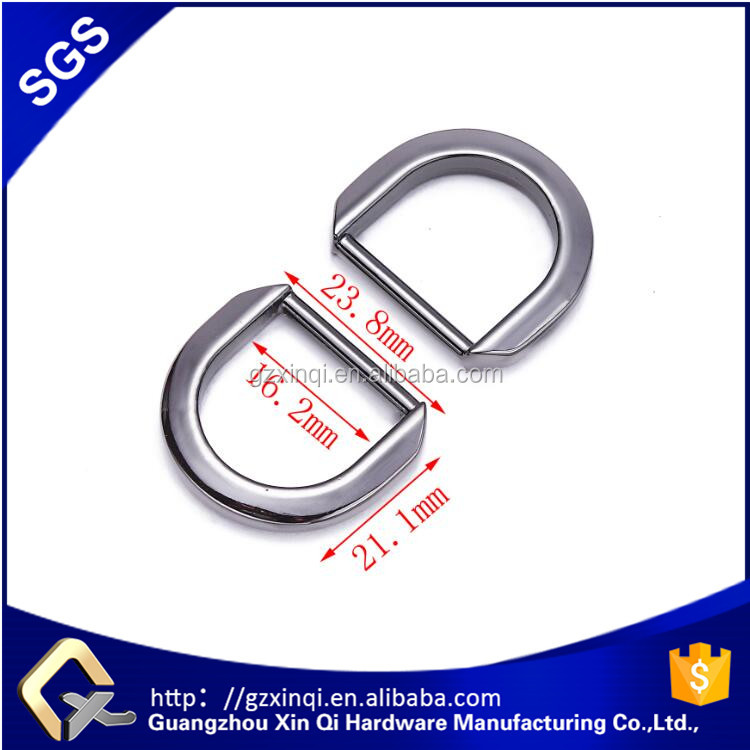 Custom sale d ring and metal ring for bag hardware