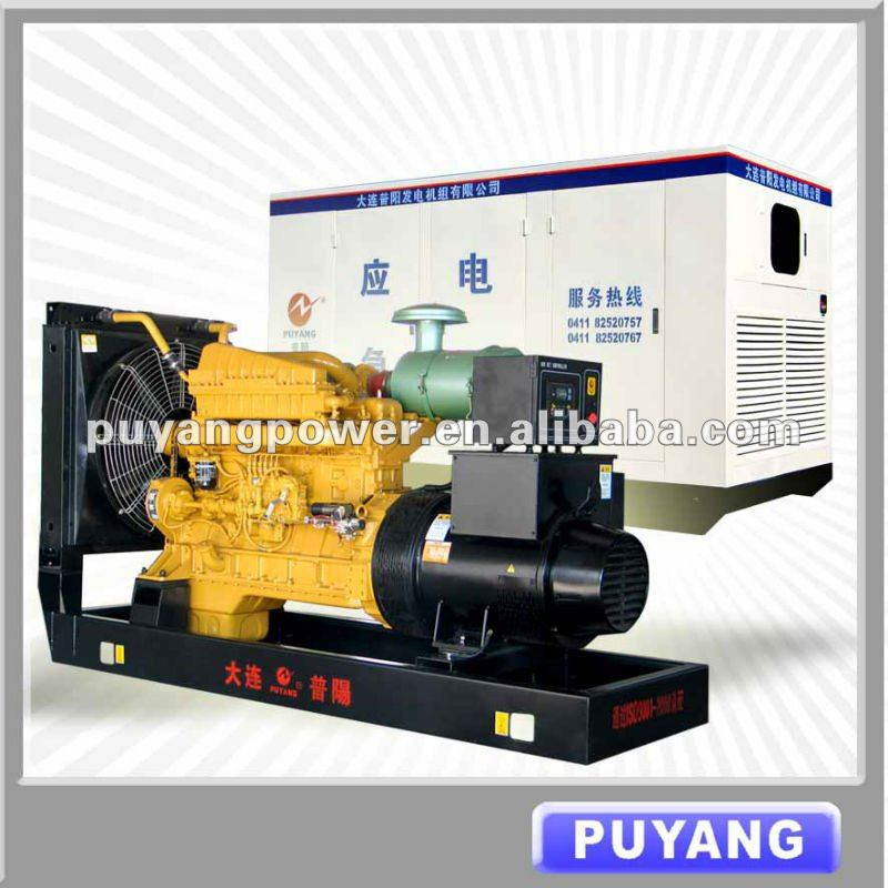 25kVA Weichai brand diesel generating set with soundproof canopy 500 hours spare parts