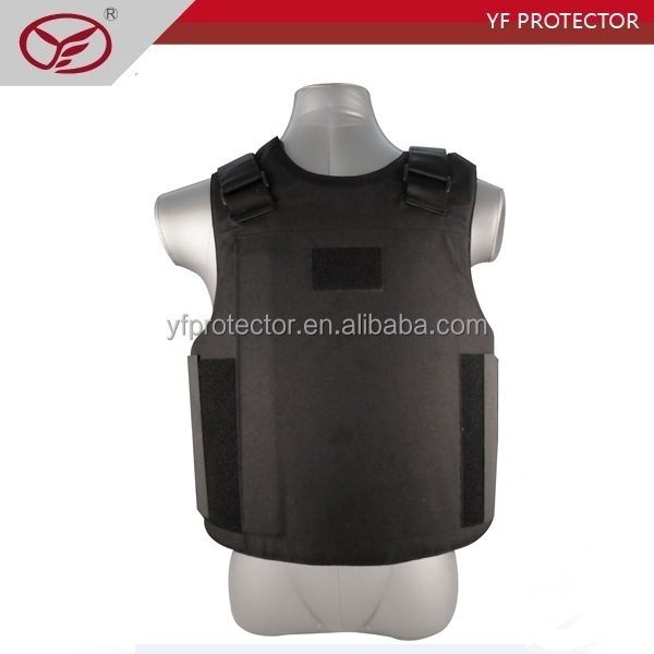 top sell ISO standard flame retardant bullet-proof body armor with panel