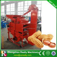 Easy to operate Peanut husk removing machine on sale
