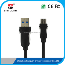 5 Gbps SuperSpeed USB3.1 cable type c to USB 3.0 A Male with Data Transfer