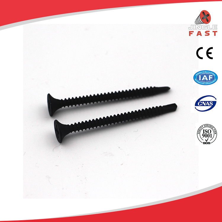 2017 good quality fasteners Drywall Self-drilling Screw