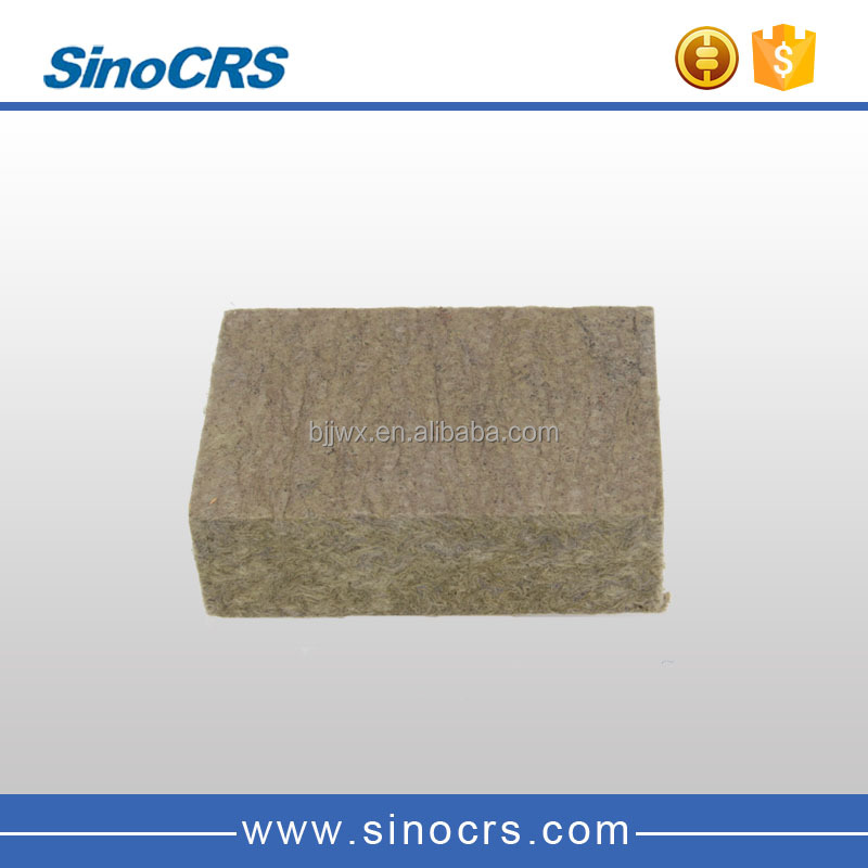 Rock Wool Insulation Blanket Wire Mesh, Hydroponic Rock Wool