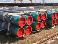 API5L PSL2 X52 3PE ERW Steel Pipe for Oil and Gas
