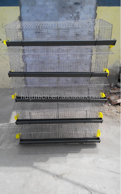 quail farm cage and poultry cage quail cage for sale philippines HJ-QC300