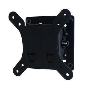 Low Profile Tilt wall mounted bracket for any display and tablet