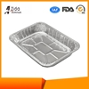 China manufacture High reflective aluminum foil food tray (lids)