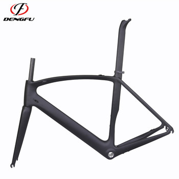 2017 Deng fu oem carbon road bike frames with ENG BSA or BB30