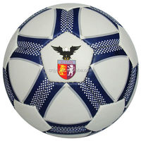 Top quality new arrival pu match football soccer ball