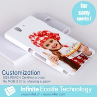Hot Protective New Stylish phone case for sony xperia z