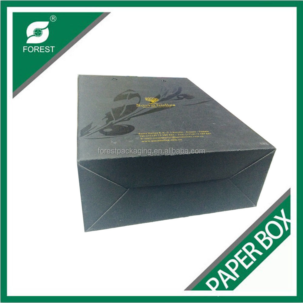 EMBOSSING SPECIAL PAPER PACKAGING BOX FOR OLIVE OIL,HOT STAMPING