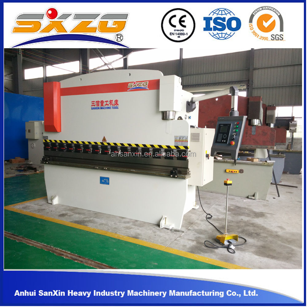 2016 aluminum composite panel manual plate second hand sheet bending machine price for sale