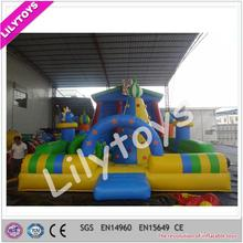 Interesting kids field/ inflatable fun city/ inflatable fun city playground