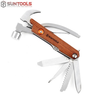 High quality hammer plier 10 in 1  tool