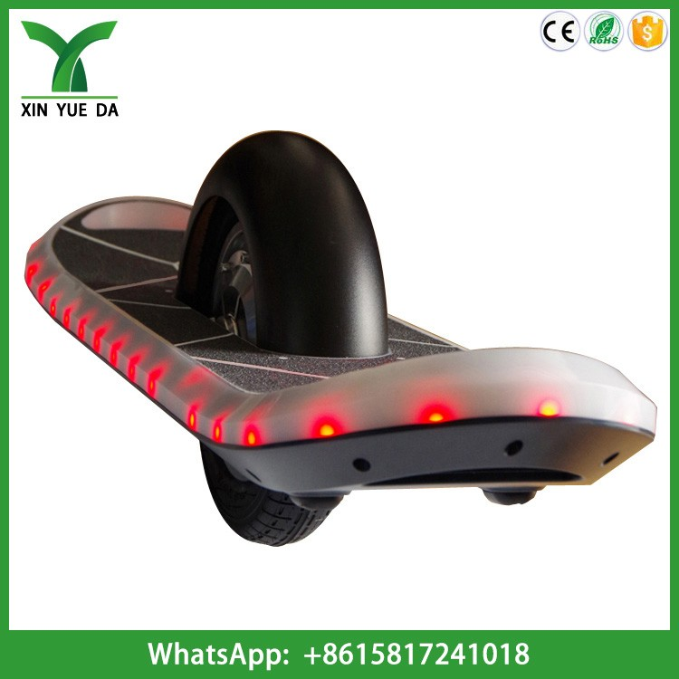 one wheel self balancing skateboard adult electric scooters