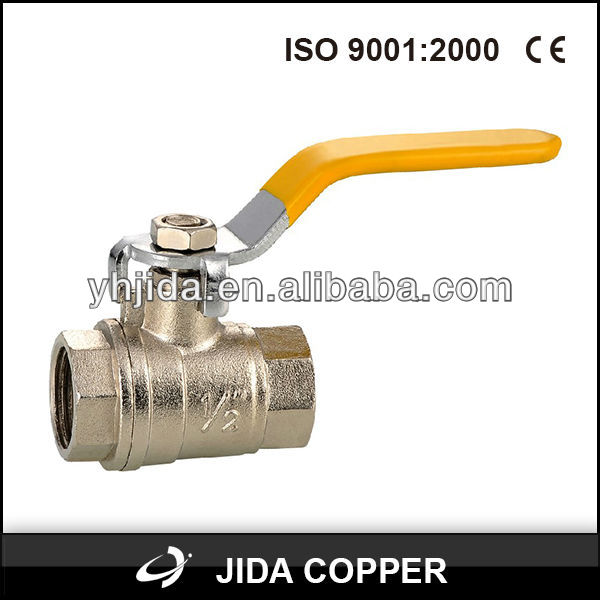 brass ball valves clamp end ball valve