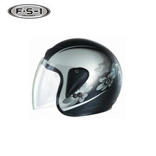 ECE approved German style full face helmets ls2 helmet motorcycle open face