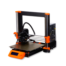 1 Set Complete DIY Clone Prusa i3 MK3 3D Printer Full Kit With Aluminum Alloy Frame Profile Magnetic Heat Bed Motor Einsy board