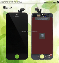 OEM AAA+ Quality For iphone 5g lcd replacement for apple iphone 5 lcd screen