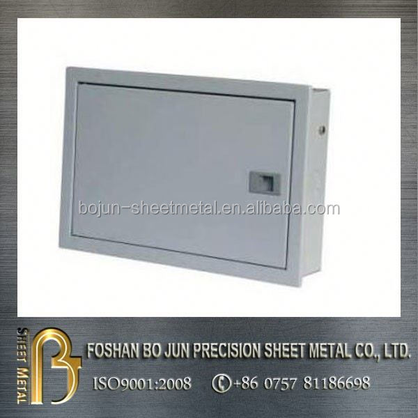custom high quality white powder coating metal enclosing