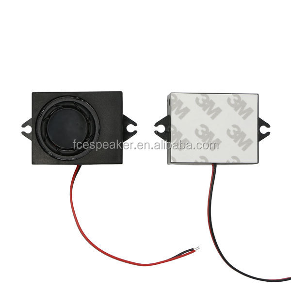 4ohm 3w compact speaker driver for laptop,monitor