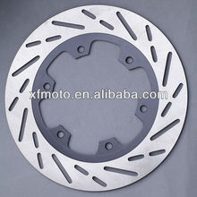 Motorcycle Brake Disc Rotor Brake Rotor for Yamaha TDM 900 P/R/S/T/V/W/X/Y/Z (Non ABS) 02-10
