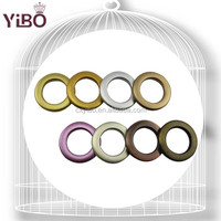 2015 Hot Sale YiBo 304 series Home Decors with 34mm Inner Diameter Curtain Rings