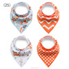New Styles Best Cotton Baby Bandana