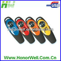 Hard Plastic Car Key Thumb Drive Usb Pendrive Flash