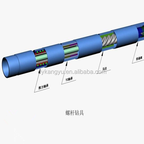 API 5DP integral heavy weight drill pipe (hwdp) for well drilling coal mining