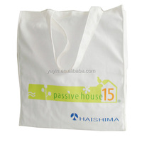 High quality recyclable shopping cotton bag