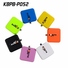 The population mini size wireless mobile phones chager 1000mAh one tme use